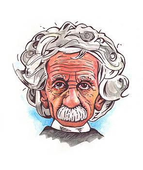 Einstein by Tomy Joseph