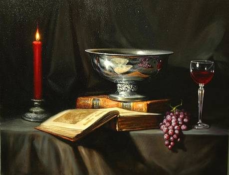 El Platon  by William Martin