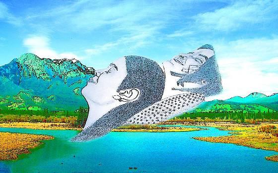 Engrossed In Divine Bliss by Viveka Singh
