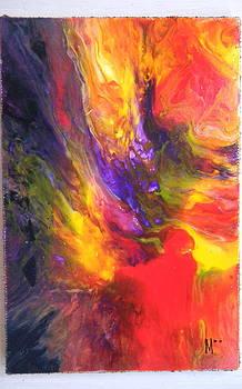 Explosion2 by Gilberte Figaroli