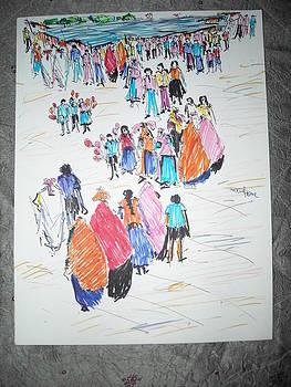 Fair by Bhawani Shanker  Sharma