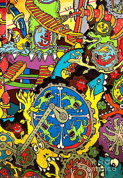 Andrea Kollo - Fantasy Art