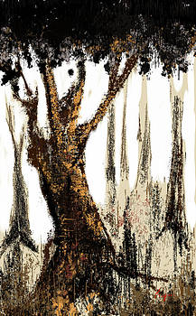 Forest 5556 by Alexandros Koumpios