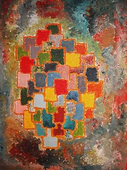 Frames on fire by Annamaria Shkurti