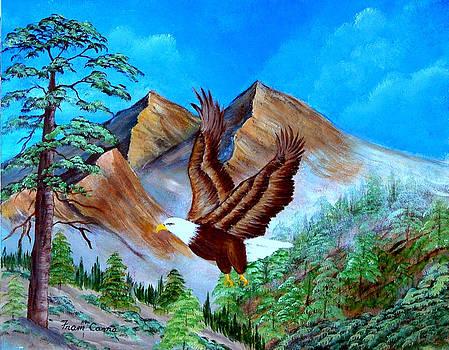 Freedom Flight by Fram Cama