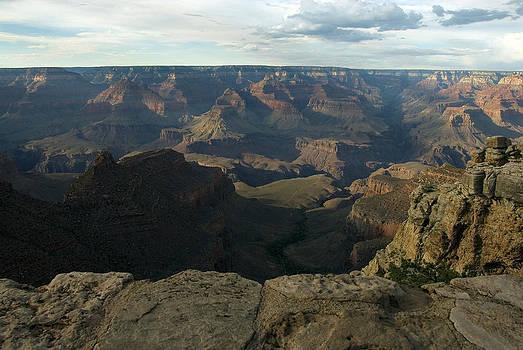 Grand Canyon by Cindy Rubin