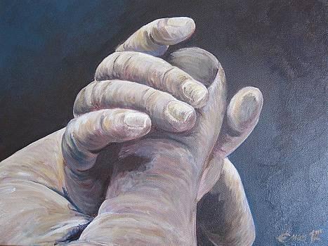 Hand in hand by Ema Dolinar Lovsin