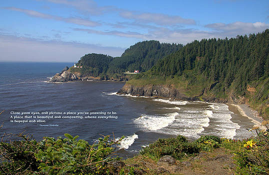 Mick Anderson - Heceta Head Lighthouse