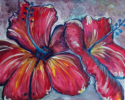 Hibiscus Heat by Pam Utton
