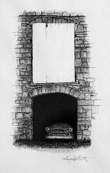 Hiding Chevy by Gary Gackstatter