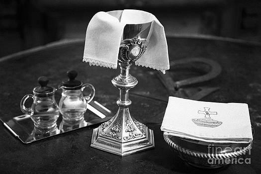 Gaspar Avila - Holy communion