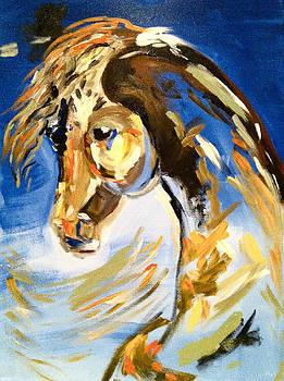 Horse by Elena Bulatova
