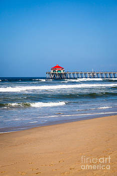 Paul Velgos - Huntington Beach Pier in Orange County California