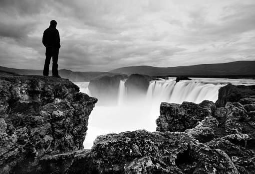 Iceland Godafoss by Nina Papiorek