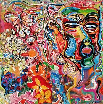 Id Ego Super Ego by Michael Henzel