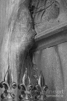 Iron Wood and Concrete by Kayla Mackay