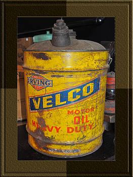 Daryl Macintyre - Irving Motor Oil