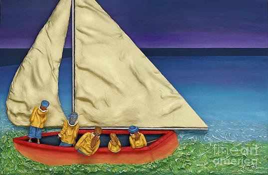Island Colours by Anne Klar