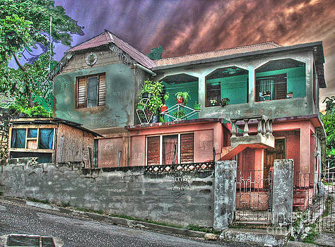 Jamaica house by Jim Wright