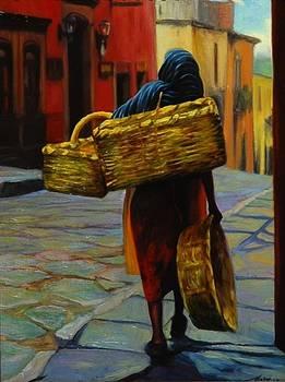 Las canastas by William Martin