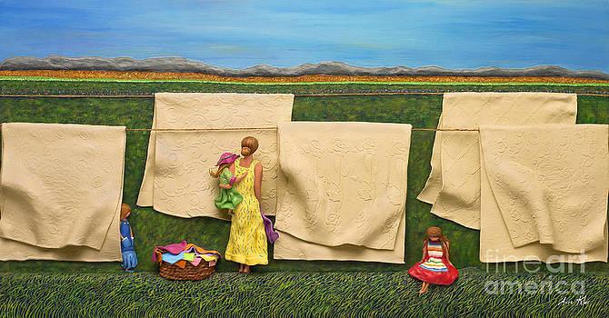 Laundry by Anne Klar