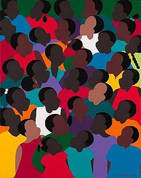 Les Enfants by Synthia SAINT JAMES