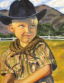 Little Cowboy by Laura Evans