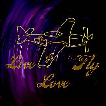 Daryl Macintyre - Live Love Fly