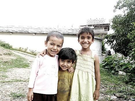 Lovely Childhood by Hari Om Prakash