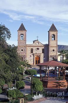 John  Mitchell - MAIN PLAZA LA PAZ Baja Mexico