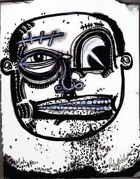 Make A Face by Robert Wolverton Jr