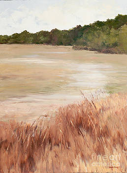 Marsh Bed by Glenda Cason