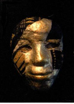 Mask by Carole Joyce