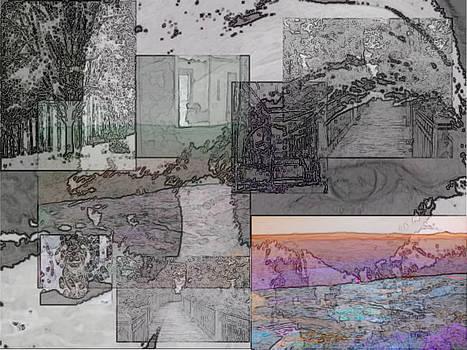 Mind Corners by Ginger Egerton