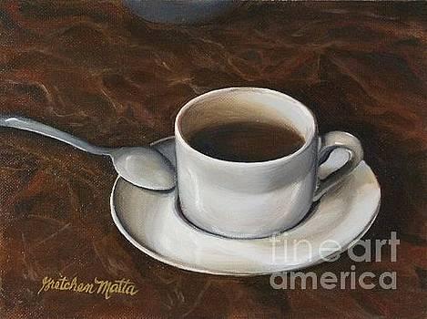 Morning Fix by Gretchen Matta