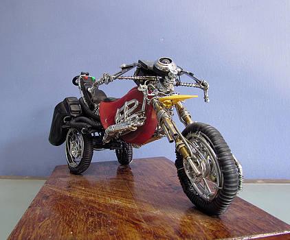 Motor by Ahmad Subaih