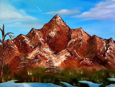 Mountain Glory by Nicole Champion