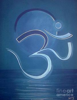 Om by Dhiraj Parashar