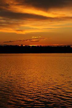 LeeAnn McLaneGoetz McLaneGoetzStudioLLCcom - Orange Sky at night