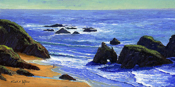 Frank Wilson - Pacific Solitude