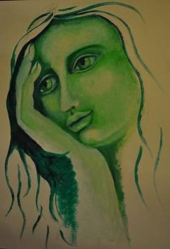 Pensiero by Valeria Giunta