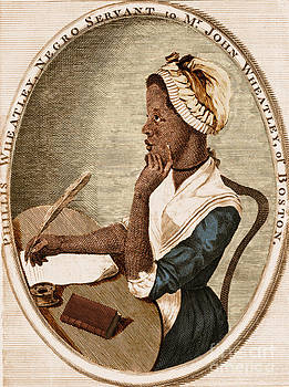 Photo Researchers - Phillis Wheatley