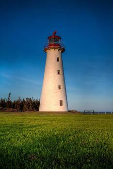Matt Dobson - Point Prim Lighthouse