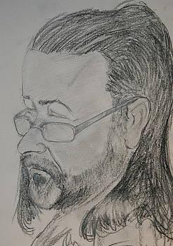Portrait by Mladen Kandic