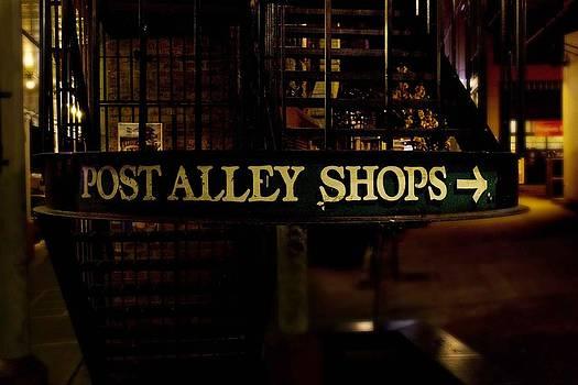 Post Alley by Bella  Shots