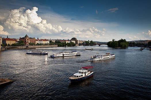 Prague by Rufat Abas