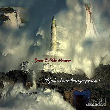 Pray Like This by Spirit Dove  Durand