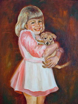 Puppy Love by Holly LaDue Ulrich