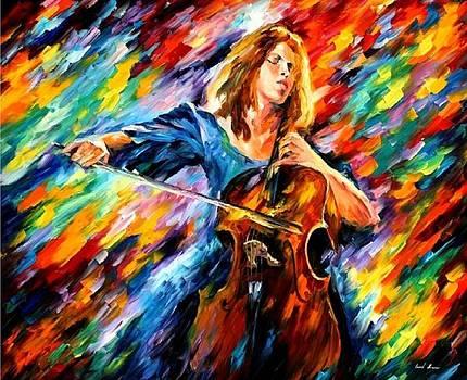 Rhythm Of Music by Cindy Jerry