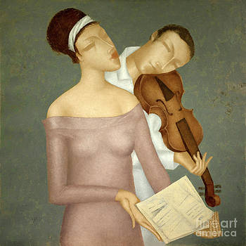 Romance by Nicolay Reznichenko